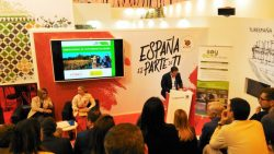 sierra espuña participa en la presentación de un estudio sobre la demanda ecoturista