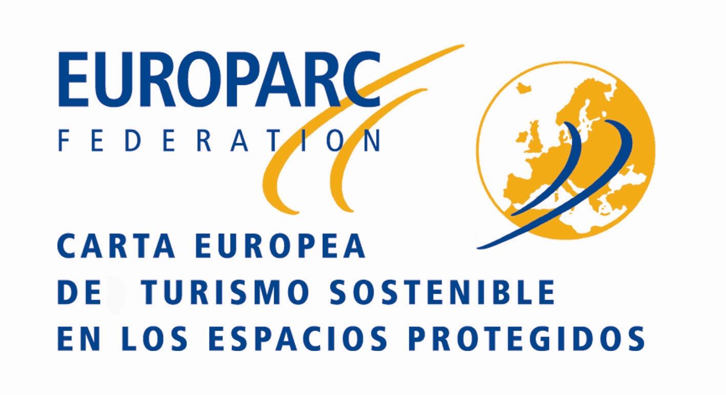 logo arta europea de turismo sostenible