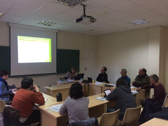 Reunión con Asociación EcoTurismo de España de la que es miembro Sierra Espuña
