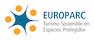 logotipo Eurpparc turismo sostenible en espacios protegidos