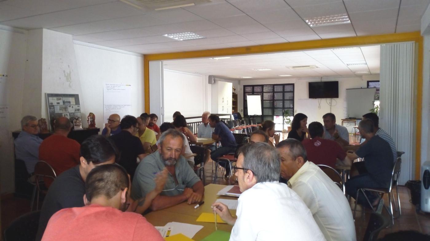 Trabajo del proyecto Red Agroeconatura 2020