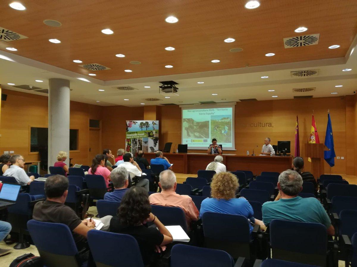 Territorio Sierra Espuña con Agroeconatura 2020