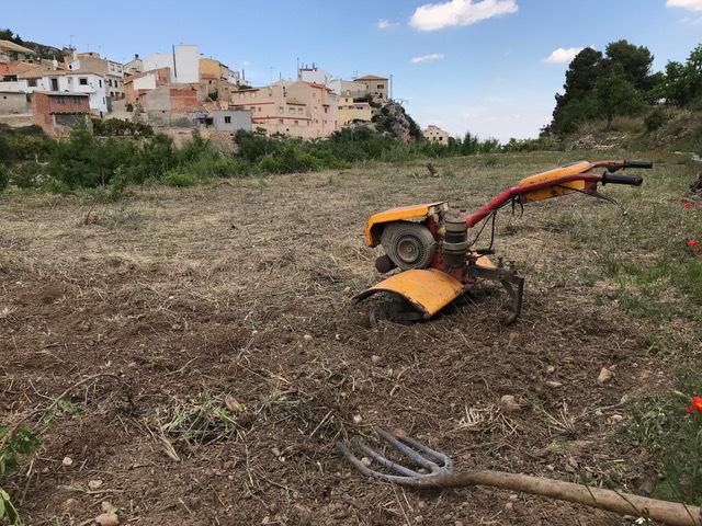 Agroeconatura en Sierra Espuña